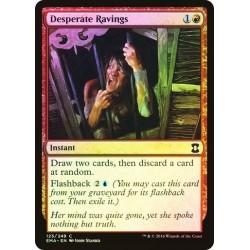 Desperate Ravings (foil)