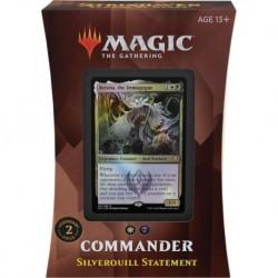 Mazo Magic Commander Strixhaven Silverquill
