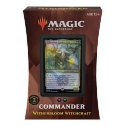 Mazo Magic Commander Strixhaven Witherbloom