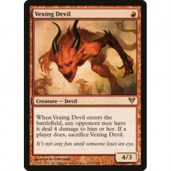 Vexing Devil