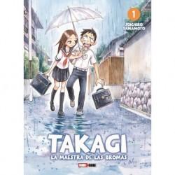 Takagi: La Maestra De Las Bromas 01