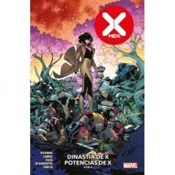 X-men 04 Dinastia De X Potencias De X (4 De 4)