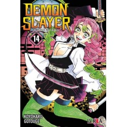 Demon Slayer Kimetsu No Yaiba 14