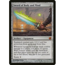 Sword Of Body And Mind
