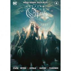Noches Oscuras: Death Metal 04 Edición Opeth