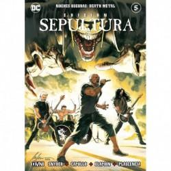 Noches Oscuras: Death Metal 05 Edición Sepultura