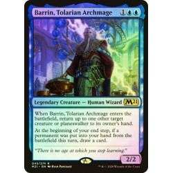 Barrin, Tolarian Archmage (foil)
