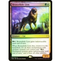 Bronzehide Lion (foil)
