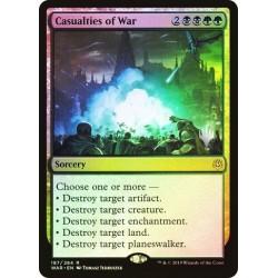 Casualties Of War (foil)