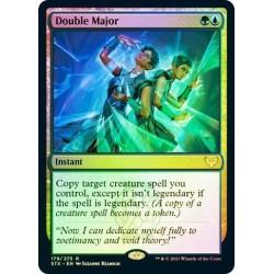 Double Major Foil