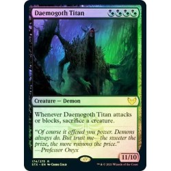 Daemogoth Titan Foil