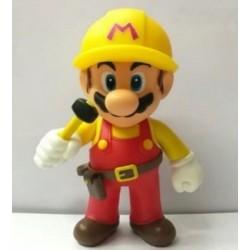 Mario Maker Gorro Amarillo