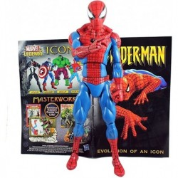 Spider Marvel Legends Icon
