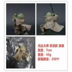 Yoda Con Sable