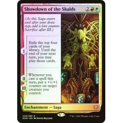 Showdown Of The Skalds (foil)