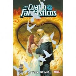 Los Cuatro Fantasticos 02 Sr Y Sra Grimm