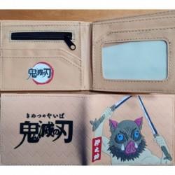 Billetera Kimetsu No Yaiba Inosuke
