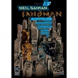 Sandman 05: Un Juego De Ti (black Label)